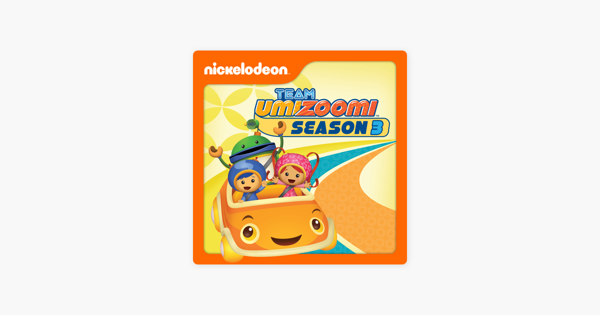 Team Umizoomi, Season 3 on iTunes