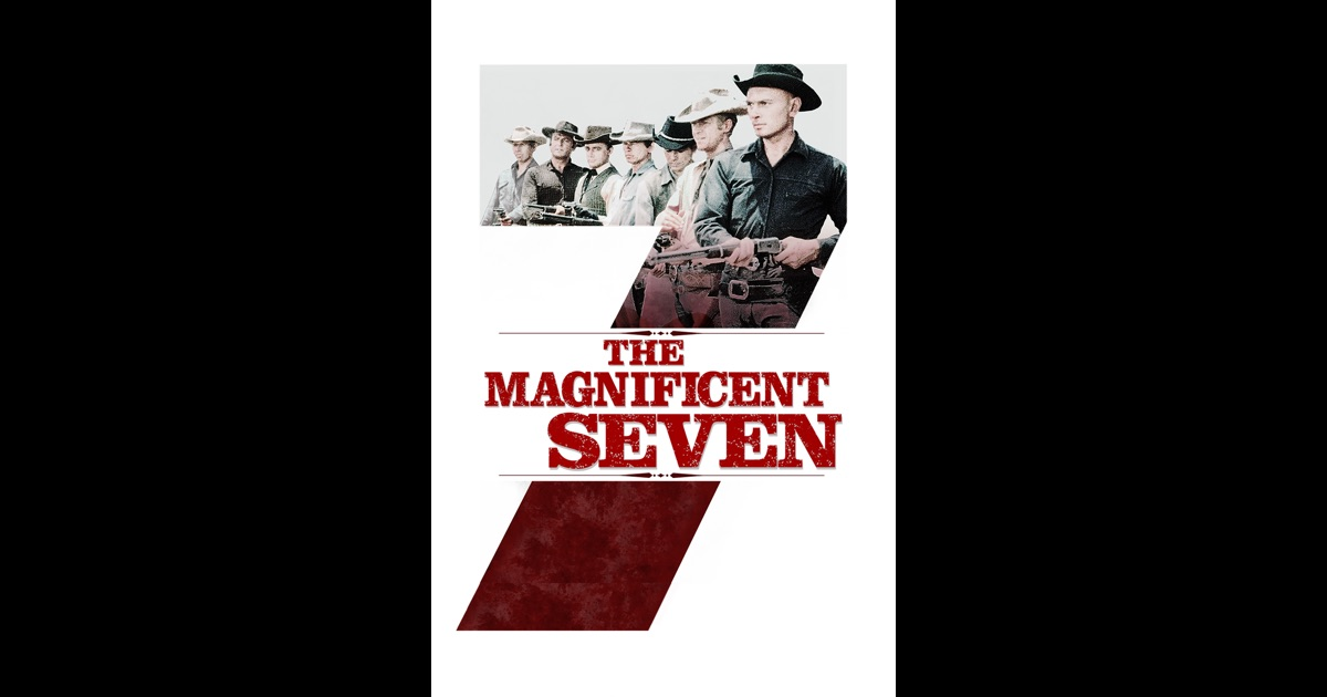 the magnificent seven on itunes. Black Bedroom Furniture Sets. Home Design Ideas