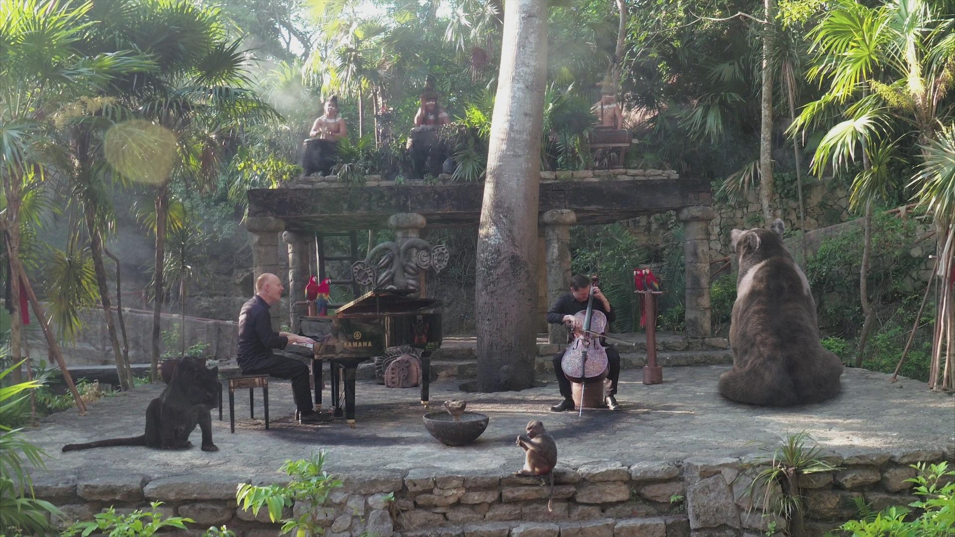 "The Jungle Book Sarabande"" on iTunes"