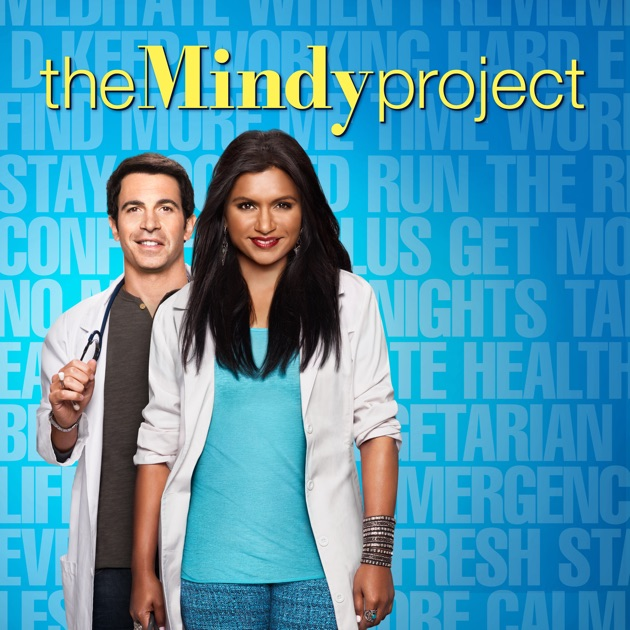 The Mindy Project Staffel 4