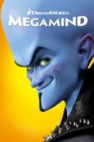 Tom McGrath - Megamind artwork