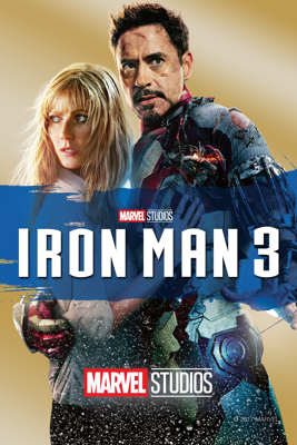 Shane Black - Iron Man 3  artwork