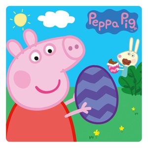 Easter Bunny / Richard Rabbit Comes to Play / Peppa and George's Garden / Naughty Tortoise