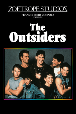 Francis Ford Coppola - The Outsiders  artwork