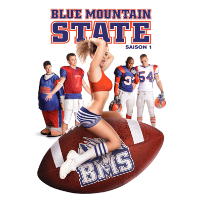 Blue Mountain State, Saison 1 (VF) - Blue Mountain State