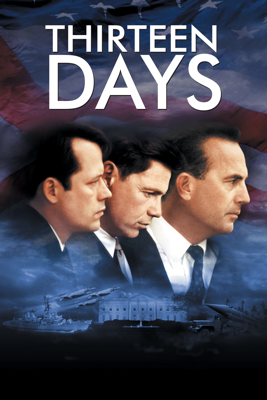Roger Donaldson - Thirteen Days  artwork