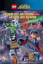 Screenshot LEGO DC Comics Super Heroes: Justice League vs Bizarro League
