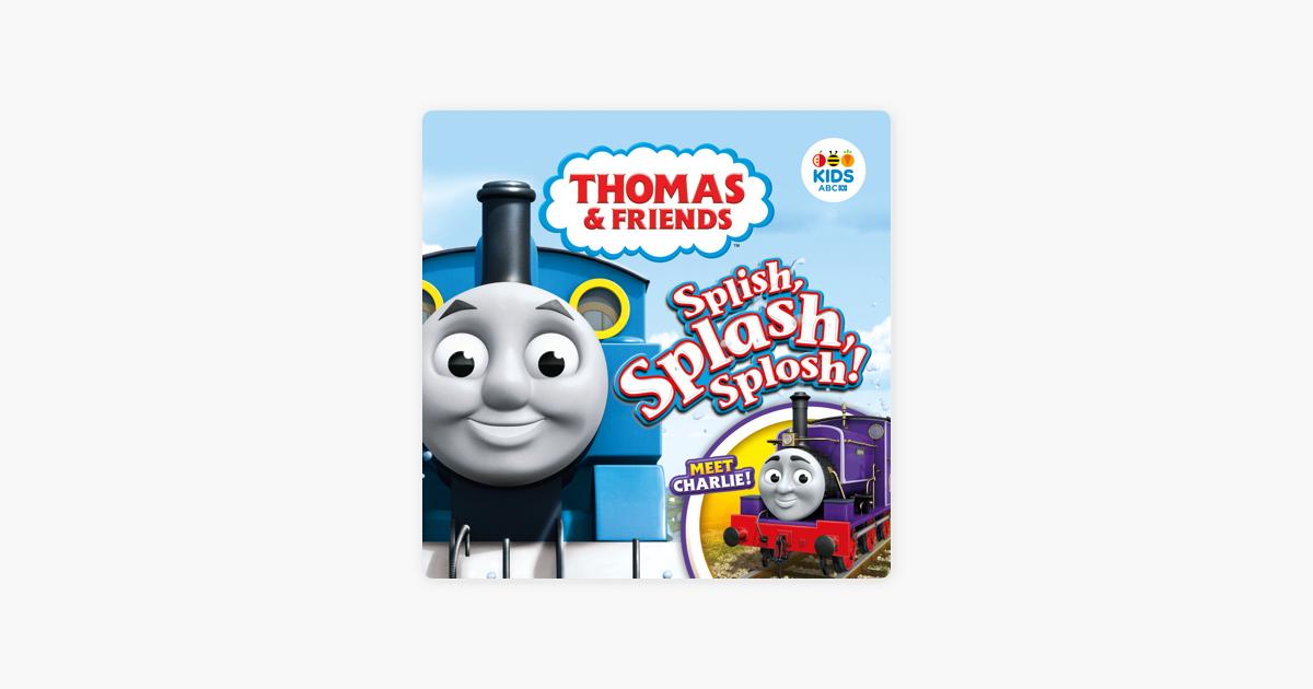 Thomas & Friends, Splish Splash Splosh