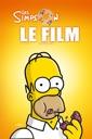 Affiche du film Les Simpson - le film