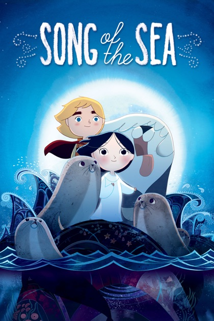 Song of the Sea (2014) on iTunes Music Icon Images Hd
