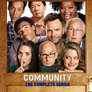 Community: The Complete Series on iTunes