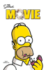 David Silverman - The Simpsons Movie  artwork