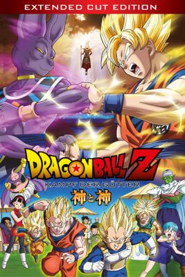 Masahiro Hosoda - Dragonball Z: Kampf der Götter (Extended Cut Edition) Grafik