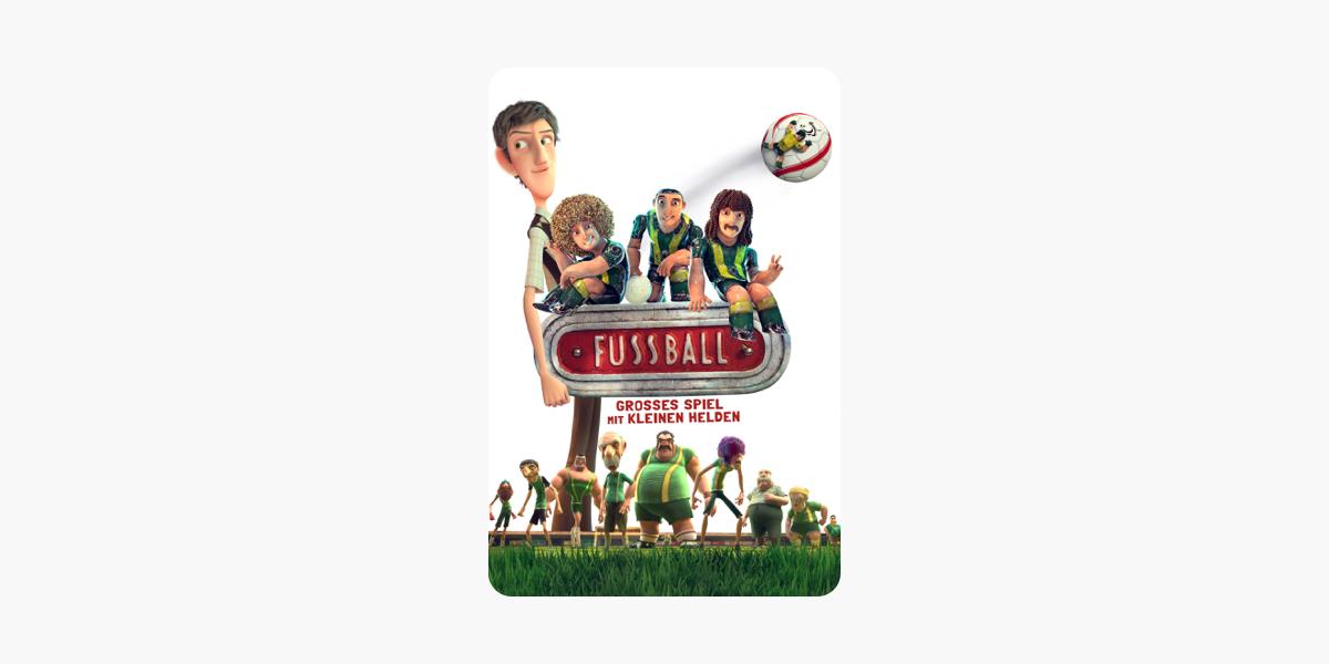 Fussball Großes Spiel Mit Kleinen Helden In Itunes