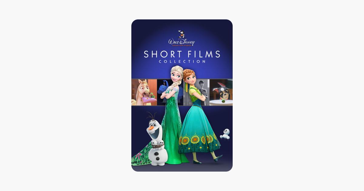 Walt Disney Animation Studios Short Films Collection on iTunes