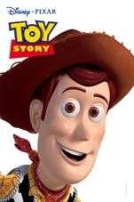 Capa do filme Toy Story (Dublado)