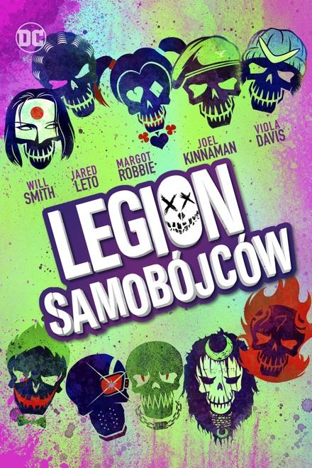 Legion samobójców (2016)