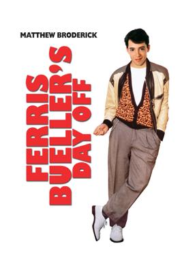 John Hughes - La folle journée de Ferris Bueller (Ferris Bueller's Day Off) illustration
