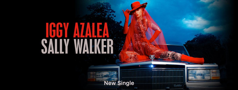Sally Walker - Single by Iggy Azalea