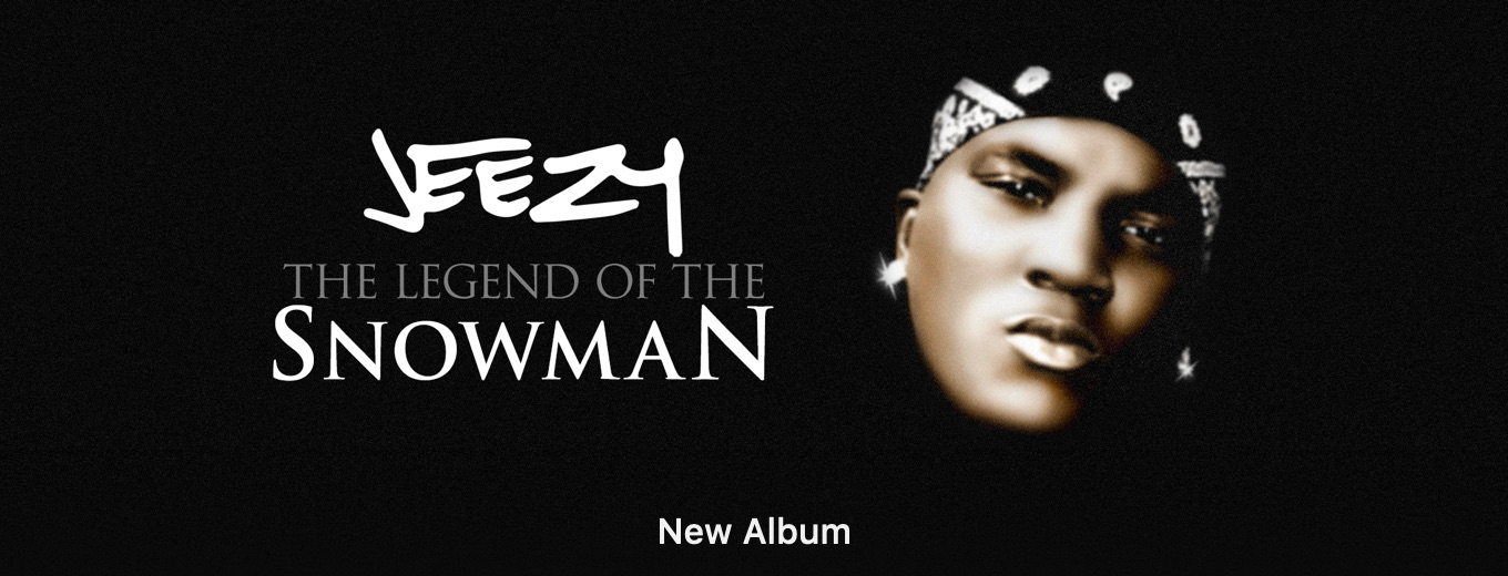 TM104: The Legend of the Snowman by Jeezy