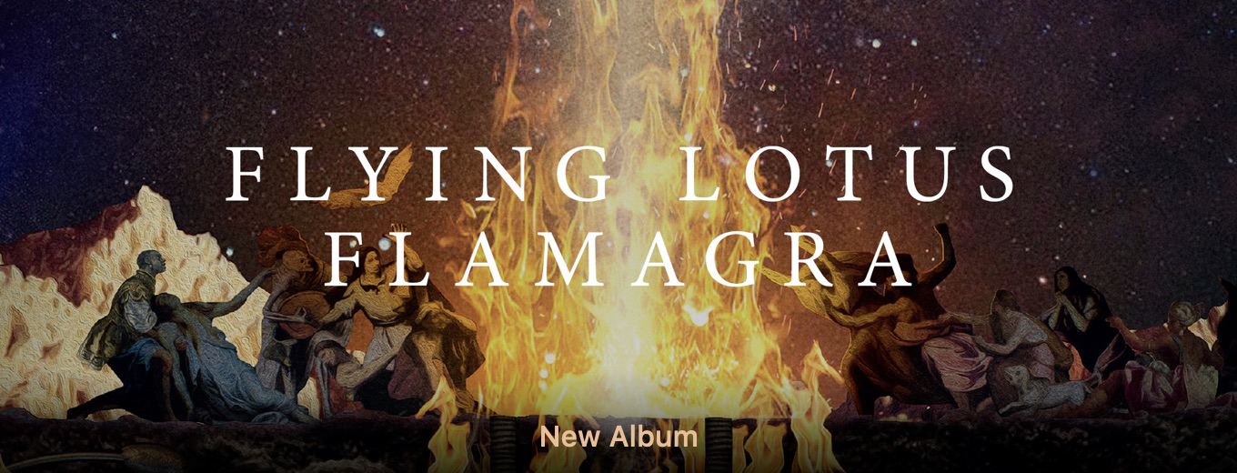 Flamagra by Flying Lotus