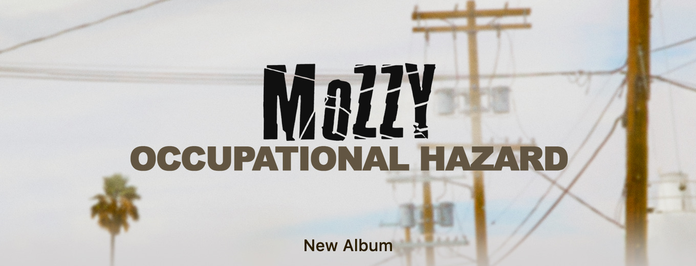 Occupational Hazard by Mozzy
