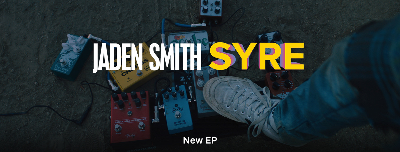 SYRE (The Electric Album) - EP by Jaden Smith