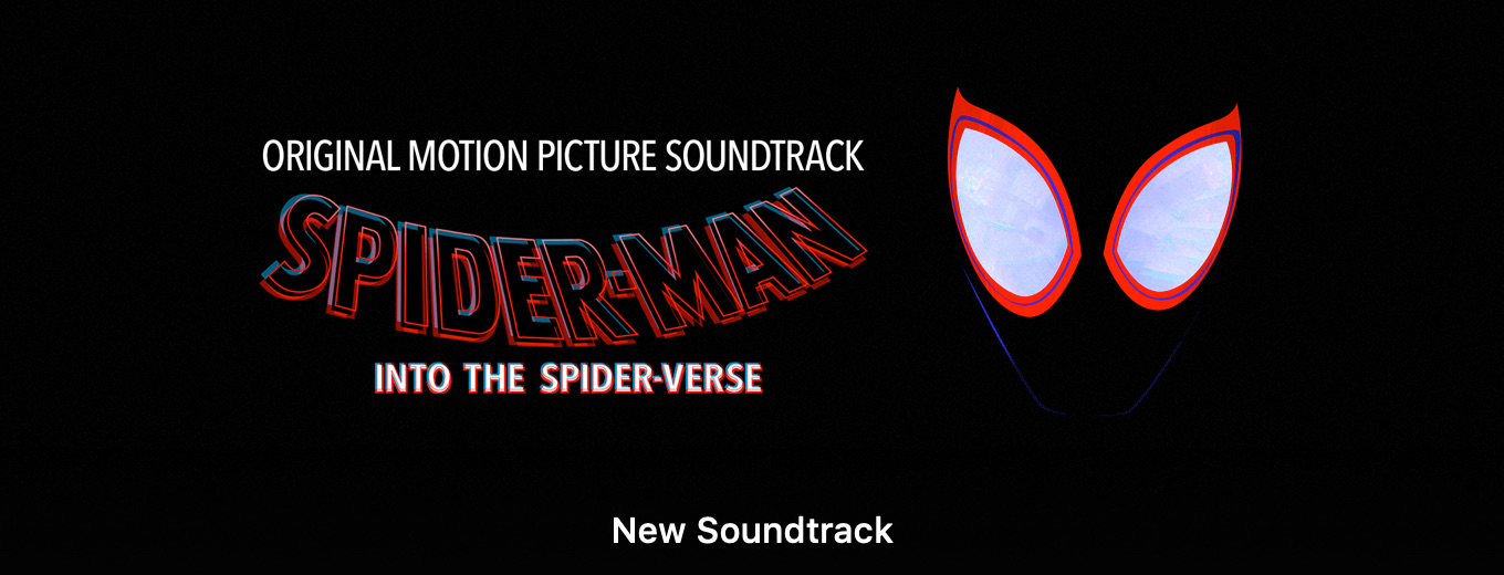 Spider-Man: Into the Spider-Verse (Soundtrack From & Inspired by the Motion Picture) by Various Artists