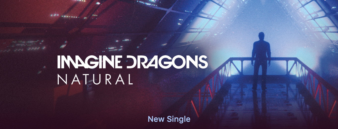 Natural - Single by Imagine Dragons