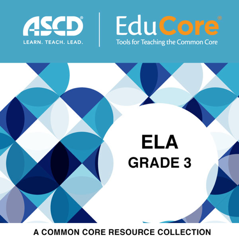3rd Grade Ela Common Core Resources Free Course By Ascd On Itunes U