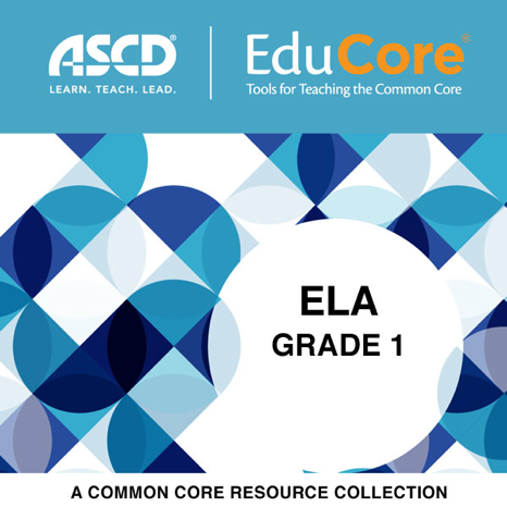 1st grade ela common core resources free course by ascd on itunes u fandeluxe Choice Image