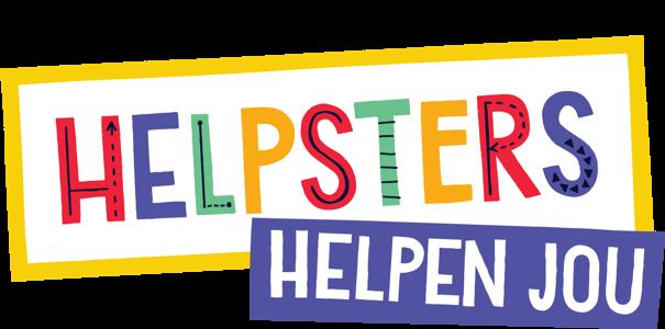 Helpsters helpen jou